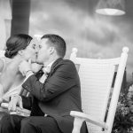 Real Wedding:  Grand Hotel Mackinac Island:  Danielle + Trevor