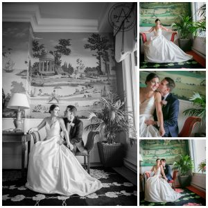 Grand Hotel Wedding Mackinac Island
