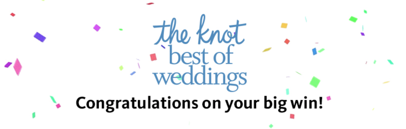 Wow Thank You The Knot