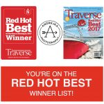 BEST of TRAVERSE:  I'm RED HOT …
