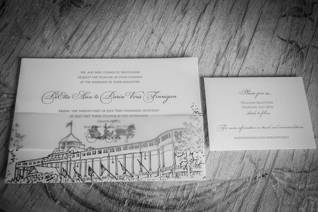 Wedding Invitation Andrejka