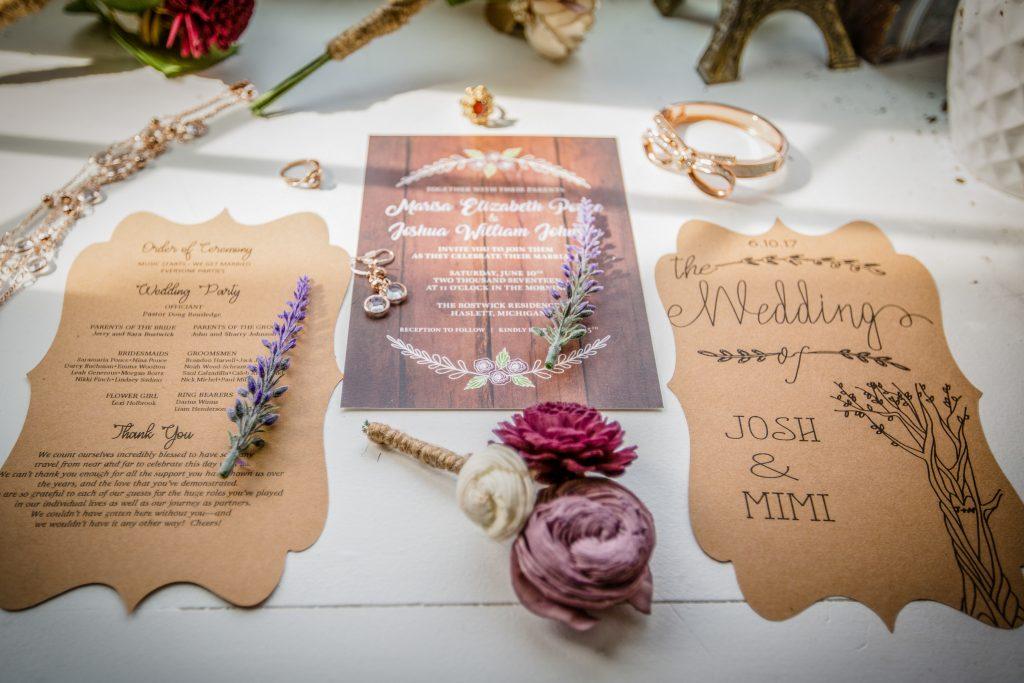 Wedding Invitations Andrejka