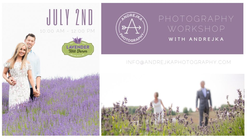 Lavender Hill Farm Photography Workshop Andrejka Photography