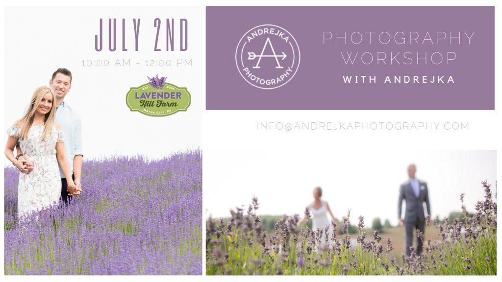Lavender Hill Farm Photography Workshop Andrejka Photography
