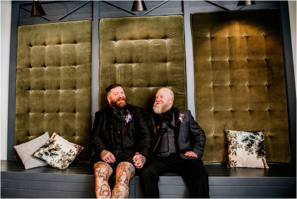 LGBTQ Wedding Photographer Andrejka Photography