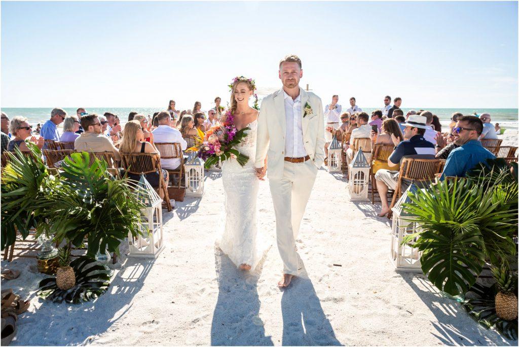 St. Petersburg Beach Wedding Andrejka Photography