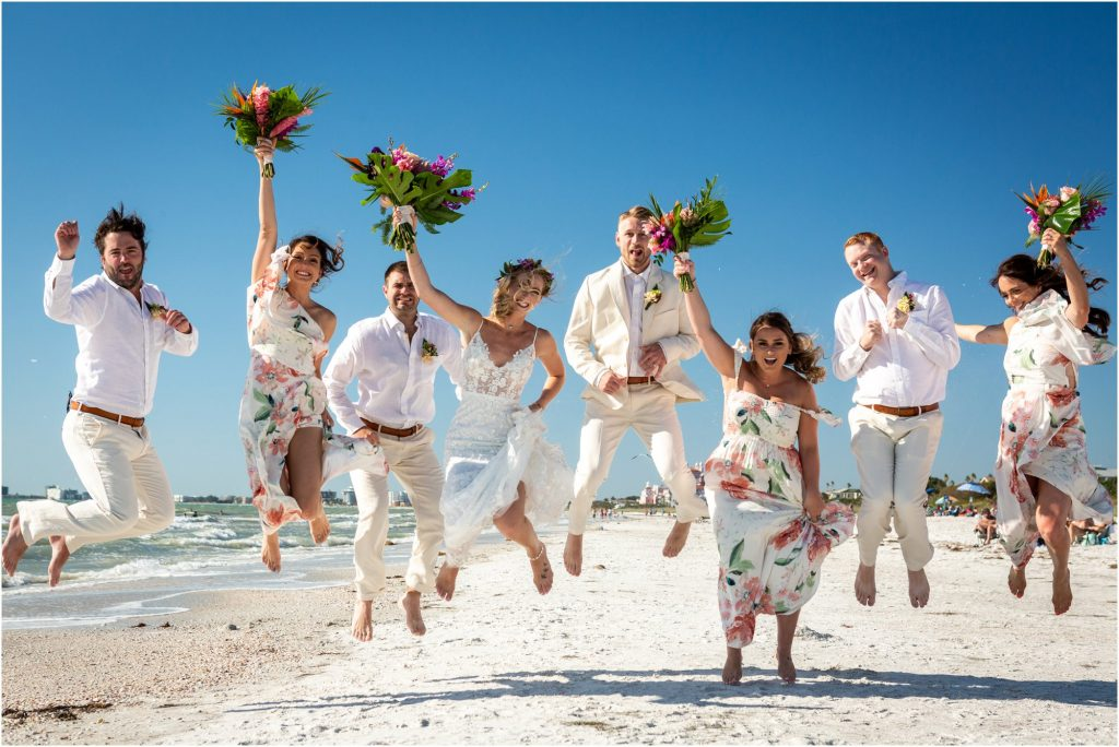 Successful Beach Wedding Andrejka Photography